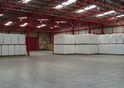 Our warehouse in Thessaloniki, Greece
